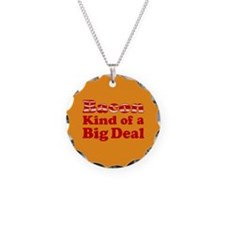 Bacon It's A Big Deal Necklace
