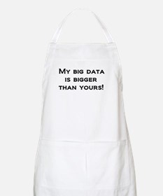 My big data is bigger than yours! Apron
