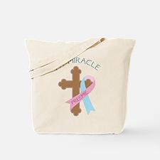 My Miracle Tote Bag