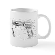 1911cutawaysmaller Mugs