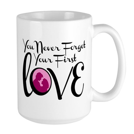 You Never Forget Dirty Dancing Large Mug