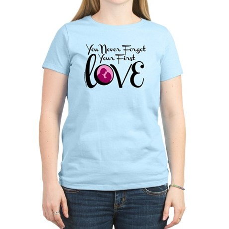 You Never Forget Dirty Dancing Women's T-Shirt
