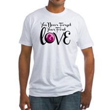 You Never Forget Dirty Dancing Fitted T-Shirt