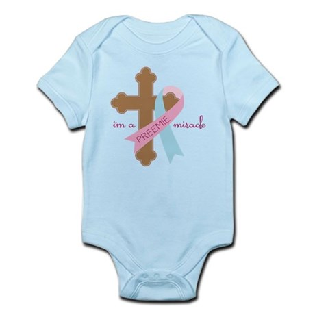 I'm a Miracle Infant Bodysuit