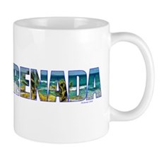 Grenada Tropical Mugs