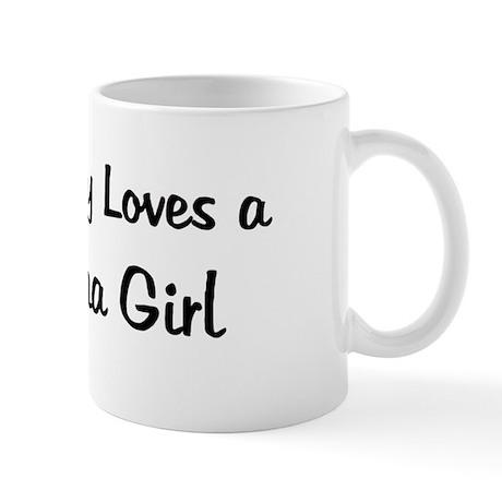Takilma Girl Mug