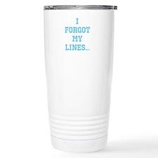 Forgot Stainless Steel Travel Mug