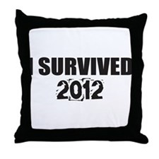 I Will Survive! Throw Pillow