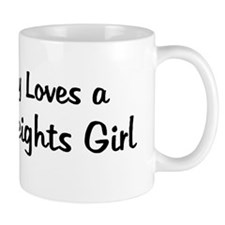 Wheeler Heights Girl Mug