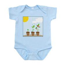 Seedlings Infant Bodysuit