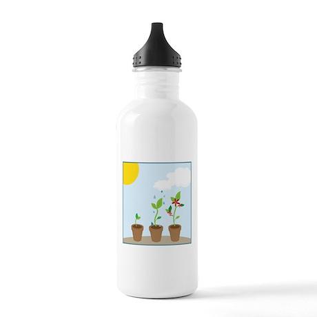 Seedlings Stainless Water Bottle 1.0L