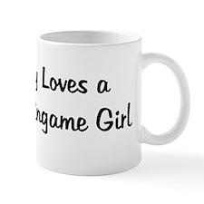 South Burlingame Girl Mug
