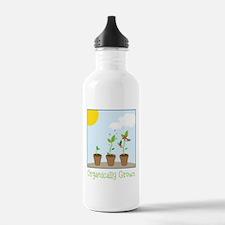 Organically Grown Water Bottle