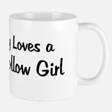 Sleepy Hollow Girl Mug