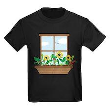 Window Flowers T