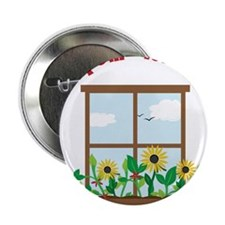 """In Full Bloom 2.25"""" Button"""