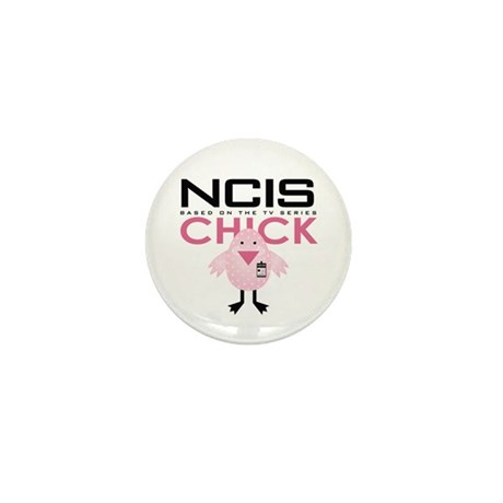 NCIS Chick Mini Button (10 pack)