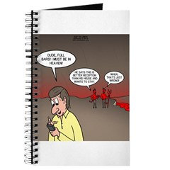 Hell Cell Reception Journal