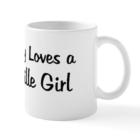 Siskeyville Girl Mug