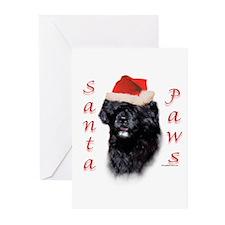 Santa Paws PWD Greeting Cards (Pk of 10)