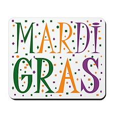 MARDI GRAS Mousepad