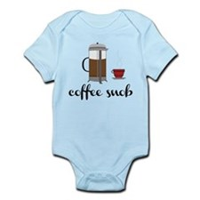 Coffee Snob Infant Bodysuit