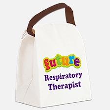Future Respiratory Therapist Canvas Lunch Bag