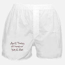 Age Treachery Boxer Shorts