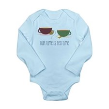 Our Time Long Sleeve Infant Bodysuit