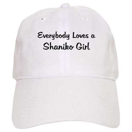 Shaniko Girl Cap