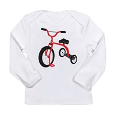 Tricycle Long Sleeve Infant T-Shirt