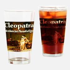 I Love Cleopatra Drinking Glass