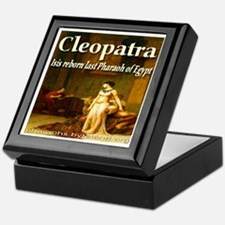 I Love Cleopatra Keepsake Box