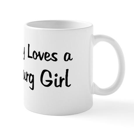 Scottsburg Girl Mug