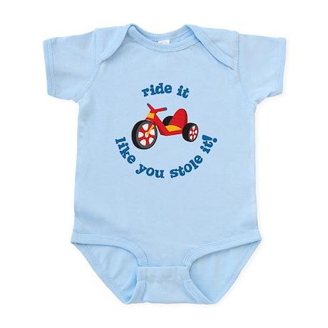 Ride It Infant Bodysuit