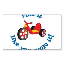 Ride It Decal