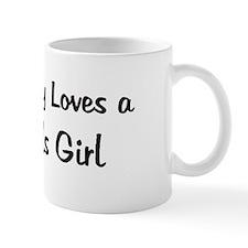 Scholls Girl Mug