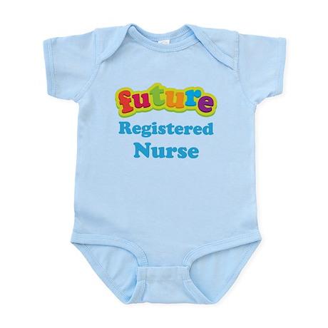 Future Registered Nurse Infant Bodysuit