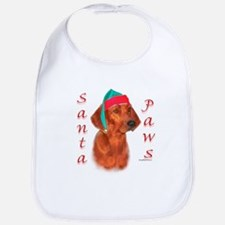 Santa Paws Redbone Bib