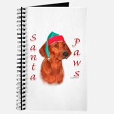 Santa Paws Redbone Journal