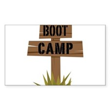 Boot Camp Decal