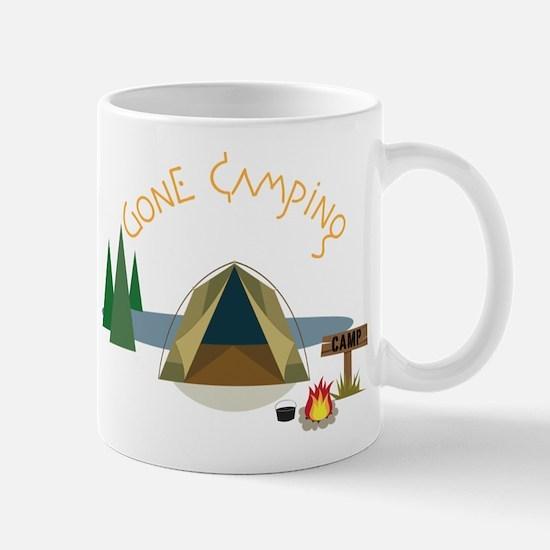 Gone Camping Mug