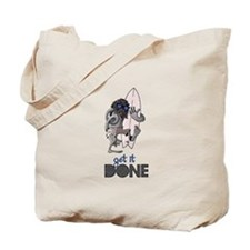 Fuzzy - Get It Done Tote Bag