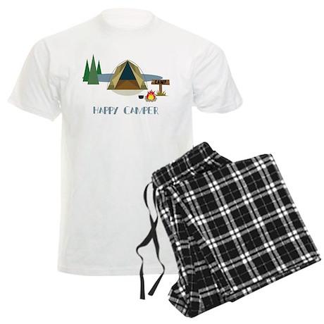 Happy Camper Men's Light Pajamas