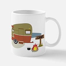 Camping Trailer Mug