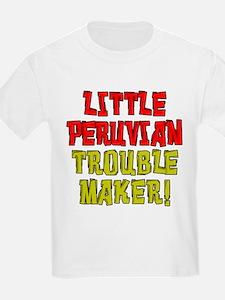Little Peruvian Trouble Maker T-Shirt