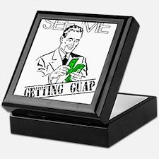 Gettin Guap Keepsake Box