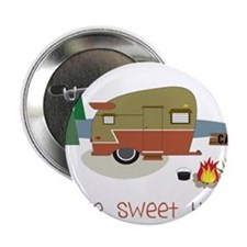 """Home Sweet Home 2.25"""" Button"""
