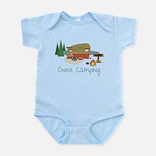 Gone Camping Infant Bodysuit