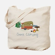 Gone Camping Tote Bag